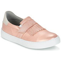 Skor Flick Slip-on-skor Bullboxer ADJAGUE Rosa / Guldfärgad