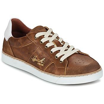 Skor Pojk Sneakers Bullboxer AJIMET COGNAC