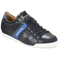 Skor Herr Sneakers Pantofola d'Oro SAVIO ROMAGNA UOMO LOW Blå