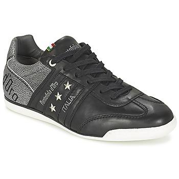 Skor Herr Sneakers Pantofola d'Oro IMOLA FUNKY UOMO LOW Svart