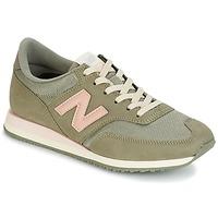 Skor Dam Sneakers New Balance CW620 KAKI