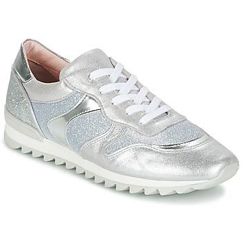 Skor Flickor Sneakers Unisa DAYTONA Silverfärgad