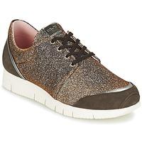 Skor Dam Sneakers Unisa BOMBA Silver