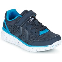 Skor Barn Sneakers Hummel CROSSLITE JR Marin