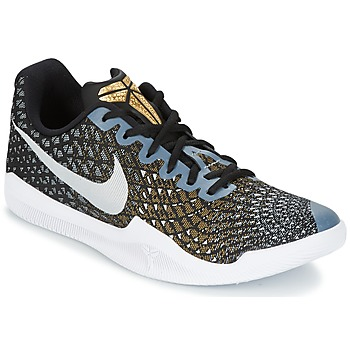 Skor Herr Basketskor Nike MAMBA INSTINCT Svart / Vit