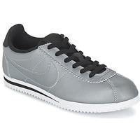 Skor Pojk Sneakers Nike CORTEZ PREMIUM JUNIOR Grå