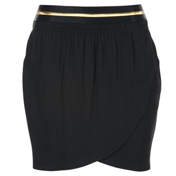 textil Dam kjolar See U Soon 7131136 Svart