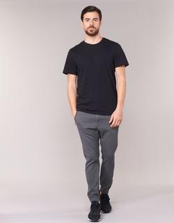 textil Herr 5-ficksbyxor Diesel P BLACK Grå