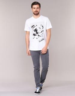textil Herr Skinny Jeans Diesel THOMMER Grå / 0681d