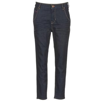 textil Dam Jeans boyfriend Diesel FAYZA EVO Blå / 0853n