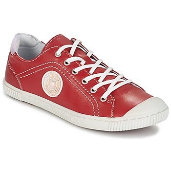 Skor Dam Sneakers Pataugas BAHER F2C Röd