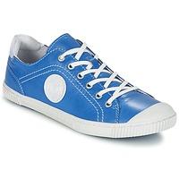Skor Dam Sneakers Pataugas BAHER F2C Blå