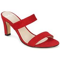 Skor Dam Sandaler Perlato ADINILE Röd