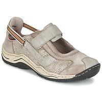 Skor Dam Sneakers Rieker BIOLORATEIL Mullvadsfärgad