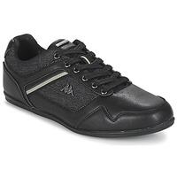 Skor Herr Sneakers Kappa BRIDGMANI Svart