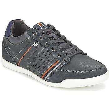 Skor Herr Sneakers Kappa SAWATI Svart