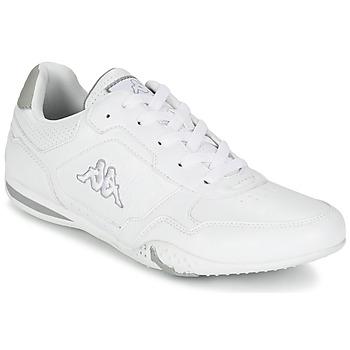 Skor Herr Sneakers Kappa SPIRIDO Vit