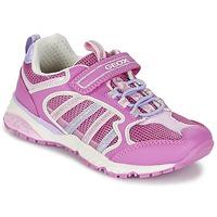 Skor Flick Sneakers Geox J BERNIE G. A Rosa / Lila