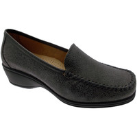 Skor Dam Loafers Calzaturificio Loren LOK3961gr grigio