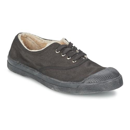Skor Barn Sneakers Bensimon TENNIS FOURREES Grå