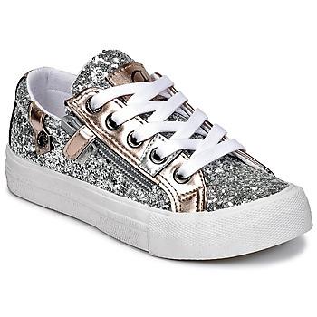 Skor Flick Sneakers Kaporal AMBERA Silver