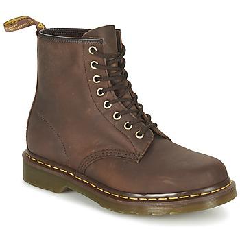 Skor Boots Dr Martens 1460 Brun / Mörk