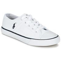Skor Barn Sneakers Ralph Lauren DYLAND Vit