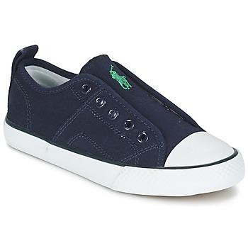 Skor Pojk Sneakers Ralph Lauren RYLAND Marin