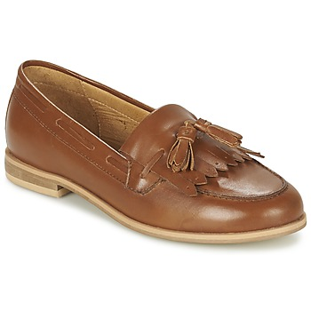 Skor Dam Loafers Ravel TILDEN Kamel