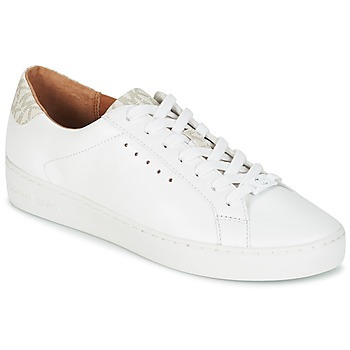 Skor Dam Sneakers MICHAEL Michael Kors IRVING LACE UP Vit
