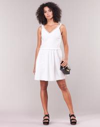 textil Dam Korta klänningar Love Moschino WVF3880 Vit