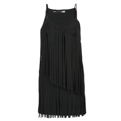 textil Dam Korta klänningar Love Moschino W595800 Svart