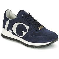 Skor Herr Sneakers John Galliano 2424DA Blå / Vit