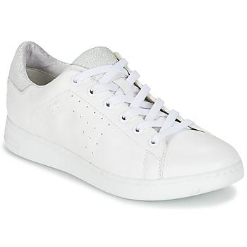 Skor Dam Sneakers Geox JAYSEN A Vit