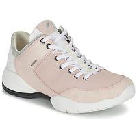 Skor Dam Sneakers Geox SFINGE A Rosa
