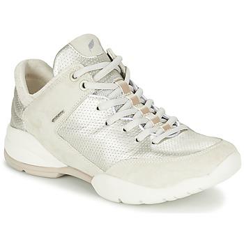 Skor Dam Sneakers Geox SFINGE A Vit