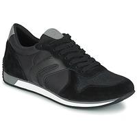 Skor Herr Sneakers Geox VINTO C Svart
