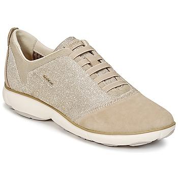 Skor Dam Sneakers Geox D NEBULA G Mullvadsfärgad