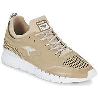 Skor Sneakers Kangaroos COIL 2.0 MONO Beige