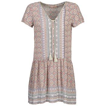 textil Dam Korta klänningar Moony Mood GLOSE Flerfärgad