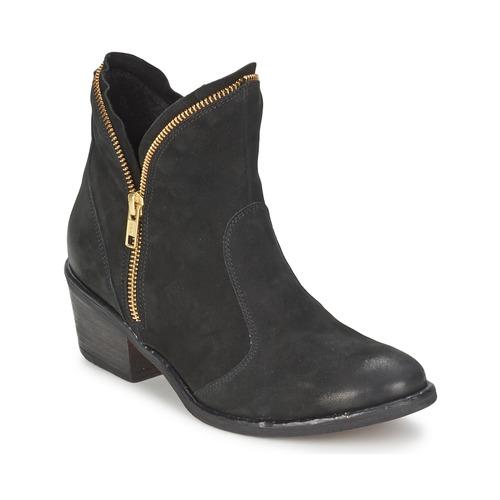 Skor Dam Boots Casual Attitude LALE Svart