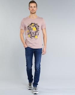 textil Herr Skinny Jeans Replay JONDRILL Blå