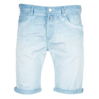 textil Herr Shorts / Bermudas Replay RBJ901 Blå / Turkos