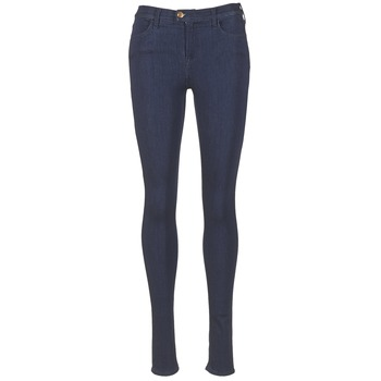 textil Dam Skinny Jeans Replay TOUCH Blå