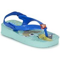 Skor Barn Flip-flops Havaianas BABY DISNEY CUTIES Blå