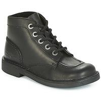 Skor Dam Boots Kickers KICK COL PERM Svart