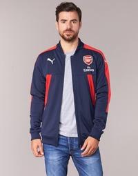 textil Herr Sweatshirts Puma AFC STADIUM JACKET Marin