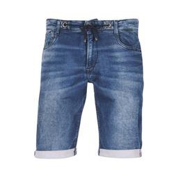textil Herr Shorts / Bermudas Le Temps des Cerises JOGG SHORT Blå
