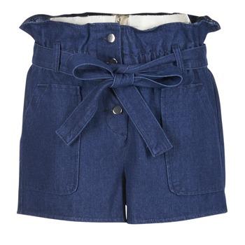 textil Dam Shorts / Bermudas Molly Bracken PORLA Blå