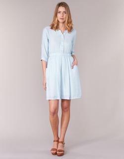 textil Dam Korta klänningar Molly Bracken BLECH Blå